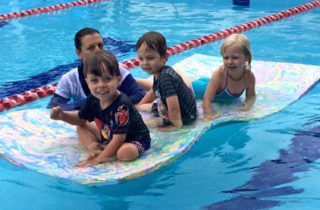 Learning to Swim with DiamondSwim School